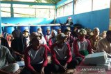 BMKG Padang Pariaman gelar Sekolah Lapang Iklim klaster padi organik