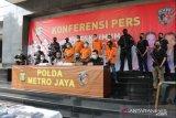 Polisi Metro Jaya tangkap lima anak buah John Kei