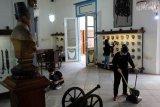 Aksi bersih museum