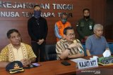 Kejati  NTT tangkap buronan kasus perdagangan orang