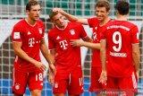 Bayern pesta gol 4-0 di markas Wolfsburg untuk menutup musim