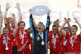 Klasemen Liga Jerman musim 2019/2020 setelah pertandingan putaran terakhir