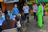 Kasus positif COVID-19 nihil berdasarkan hasil tes cepat acak warga Yogyakarta
