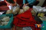 UMKM mitra binaan PT TWC berinovasi produksi masker rempah di masa pandemi