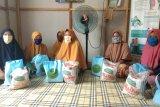 KPKP-ST  bantu kebutuhan pangan perempuan penyintas bencana Donggala