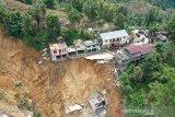 Penyebab longsor poros Palopo-Toraja diduga alih fungsi lahan