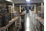 Karantina Pertanian Manado sertifikasi puluhan ton telur ayam akan diantarpulaukan