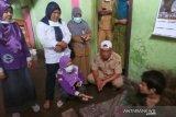 Di Rejang Lebong ditemukan Penderita Orang Gangguan Jiwa dipasung pihak keluarga