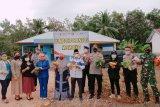 Korobonde diresmikan sebagai Kampung Tangguh Momoiko COVID-19 di Morut