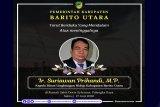 Kepala Dinas Lingkungan Hidup Barito Utara meninggal dunia