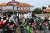 Pemkab Indragiri Hulu data aset sepeda motor trail