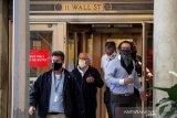 Saham-saham Wall Street berakhir lebih tinggi didorong sektor teknologi