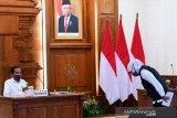 Jokowi tegur keras para menteri, ini alasannya