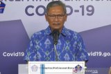 Jubir Yurianto: Pasien sembuh COVID-19 bertambah 576 menjadi 21.909 orang