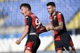 Genoa bangkit dari tertinggal dua gol untuk imbangi Brescia