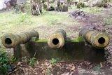 Meriam peninggalan Kerajaan Aceh menjadi situs wisata baru di Aceh Barat