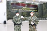 Mantan Dandim Poso dilantik jadi Danbrigif Raider 6 Solo