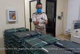Karantina Pertanian Lampung gagalkan penyelundupan ratusan ekor burung