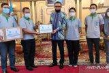 PT Maruki International salurkan 30.000 masker medis untuk Sulsel