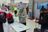 Garuda Sorong klaim tidak mengetahui penumpang COVID-19 naik pesawat GA 682