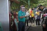 Kulon Progo uji coba  pembukaan Pule Payung 1 Juli 2020