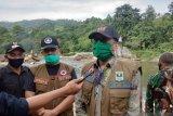 Gerak cepat Hendrajoni, perbaikan Irigasi Jalamu Batang Kapas dituntaskan dalam dua pekan