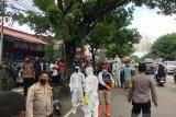 Polisi tindaklanjuti kasus perawat dianiaya keluarga pasien COVID-19 saat ambil paksa jenazah