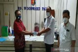 Empat rumah sakit di Palu  dapat bantuan APD