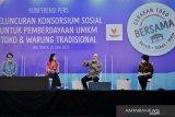 Kemenkop menginisiasi Gerakan Toko Bersama membantu warung tradisional
