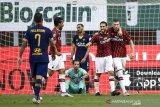 Tundukkan Roma 2-0 AC Milan buka peluang lolos ke Liga Europa