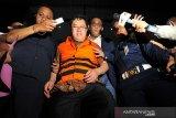 KPK terima aset kompensasi uang pengganti terpidana Budi Susanto