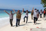 Pandan Island as exotic tourist attraction, West Sumatra Deputy Governor ensures its readiness