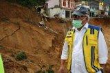 Menteri PUPR bergerak cepat tangani longsor di jalan Palopo-Rantepao