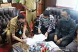 Adendum NPHD ditandatangani, anggaran Pilkada di Pesisir Selatan tidak ditambah