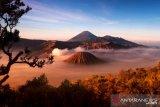 Gunung Bromo segera dibuka dengan protokol kesehatan ketat