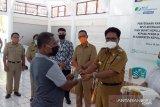 265 pekerja informal di Kabupaten Sangihe terima kartu BPJS Ketenagakerjaan