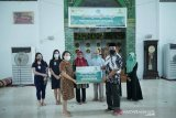 Baznas sinergi Perbankan bantu dhuafa terdampak COVID-19 di Sulawesi Utara