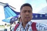 Penumpang Trigana Air Jayapura patuhi protokol kesehatan
