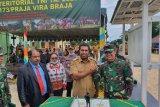 Danrem 173/PVB: Operasi Teritorial TNI tingkatkan kesejahteraan masyarakat