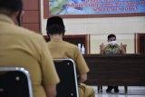 Pemkab Gowa bagikan masker ke seluruh warga sebelum pemberlakuan Perda