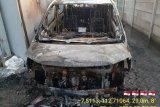 Tersangka pembakar mobil Via Vallen dipindah ke Sidoarjo