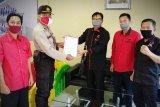 DPC PDIP Barito Selatan laporkan pembakaran bendera partai
