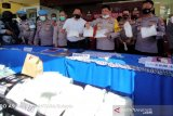 Central Sulawesi: Two held for drug trafficking facing death penalty