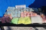 Polisi sita uang Rp800 juta dari terduga pelaku narkoba di Kota Palu