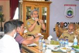 Pemprov Sulbar dan DPRD bahas bantuan UKM dan padat karya