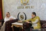 Ketua MPR Bamsoet gandeng youtuber sosialisasikan Empat Pilar MPR