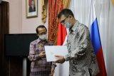 Jokowi tunjuk Anton Aleksandrovich Zubko jadi konsul Kehormatan RI di Vladivostok