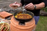 Resep omelet rendang ala Gordon Ramsay