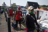 1.884 turis berkunjung ke Kepulauan Seribu Jakarta