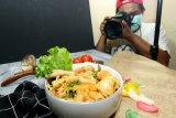 Menengok Penerapan Protokol Kesehatan di Tempat Makan
